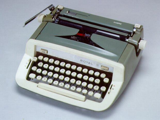 タイプライター1