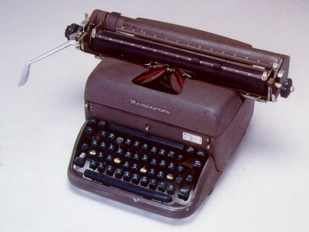 タイプライター3
